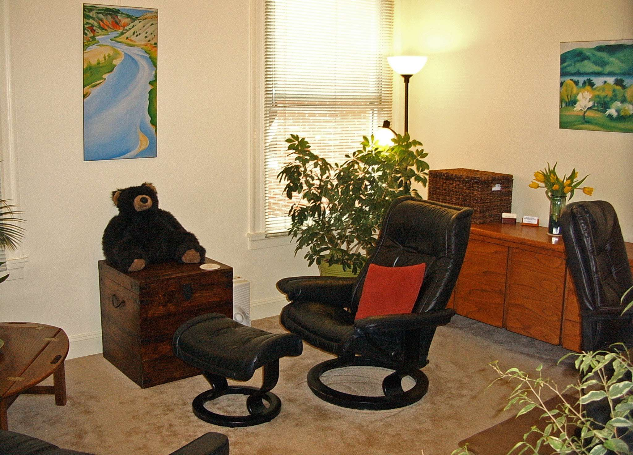 Heather's office, #1